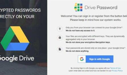 google-drive-password