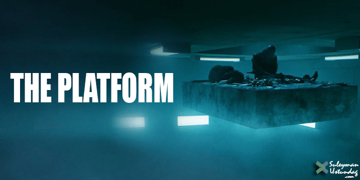 Netflix'in Yeni Filmi: The Platform