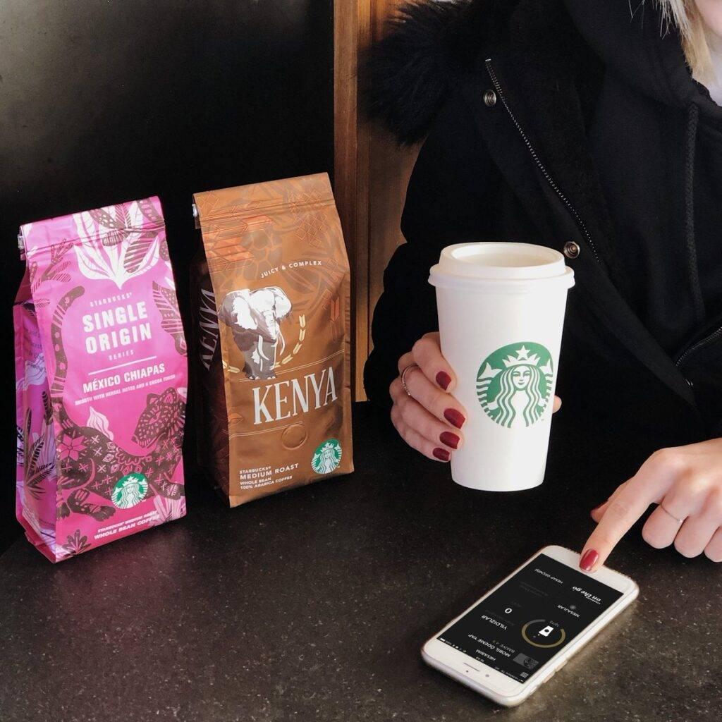 Starbucks Online Paket Kahve Satışına Başladı