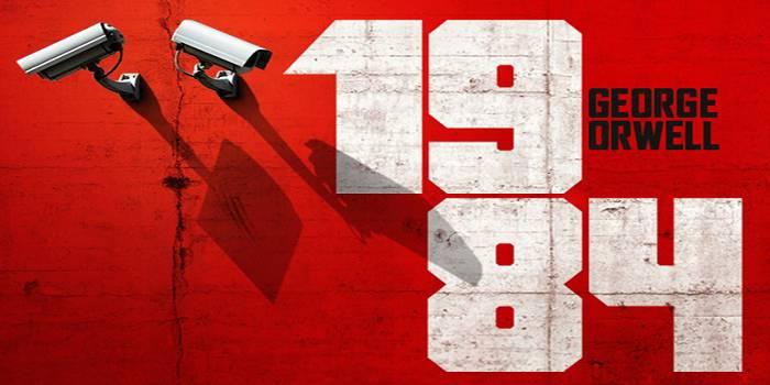 """Büyük Birader Seni İzliyor! George Orwell """"1984"""""""