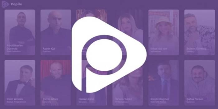 Ünlülerden Hediye Video Almanızı Sağlayan Platform: Popile
